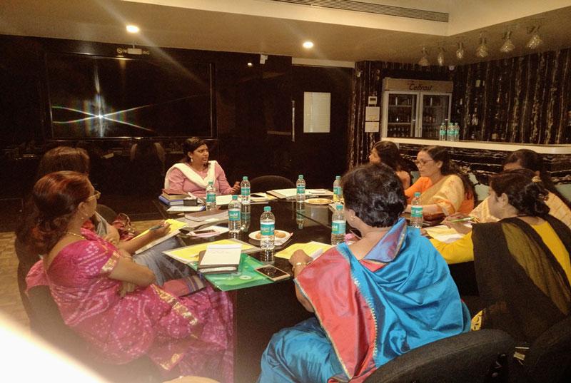 Women-Leaders-Network-(WLN)-Planning-Meeting-Aurangabad