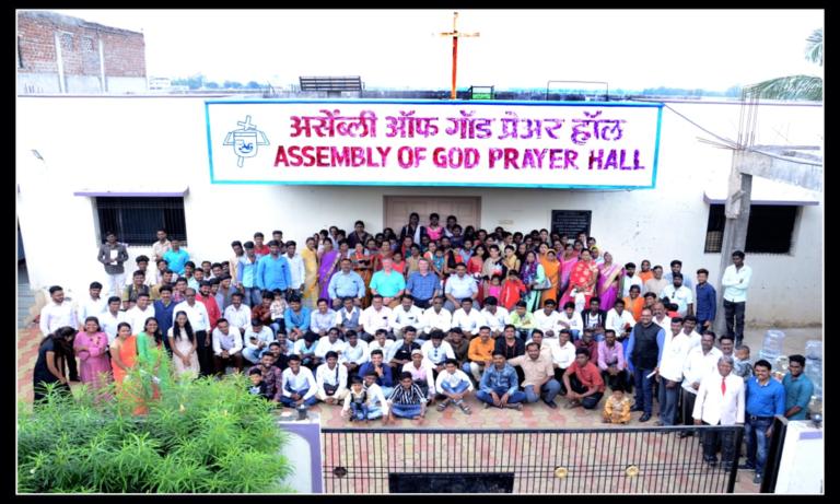 Discipleship Conference- Auragabad